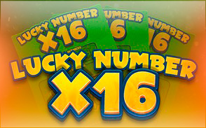 Lucky Number x16
