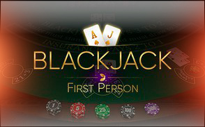 Blackjack First Person